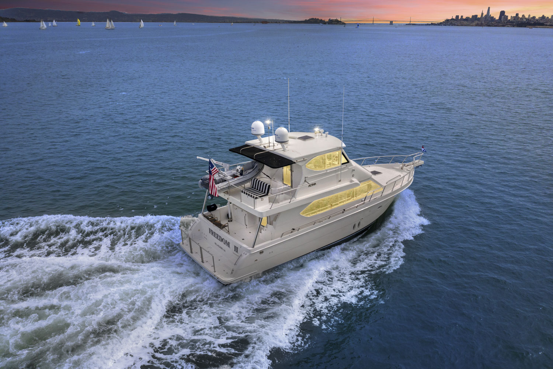 Custom Motor Yacht Activa 54 Skylounge Motoryacht