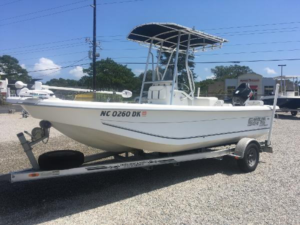 Carolina Skiff 218 DLV Elite
