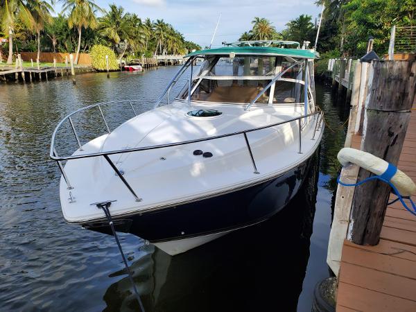 Fountain 33 Sportfish Cruiser