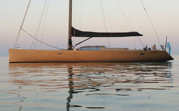 ADRIA SAIL SLOOP Adria Sail Sloop side