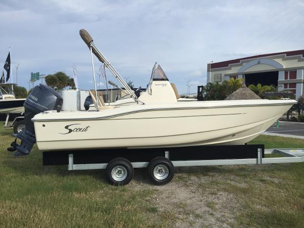 Scout Boats 175 Sportfish