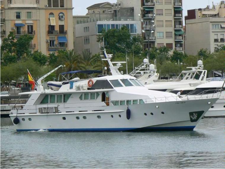 Benetti Yachts Benetti Yacht 26