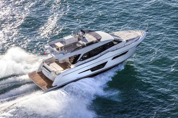 Ferretti Yachts 500 Manufacturer Provided Image