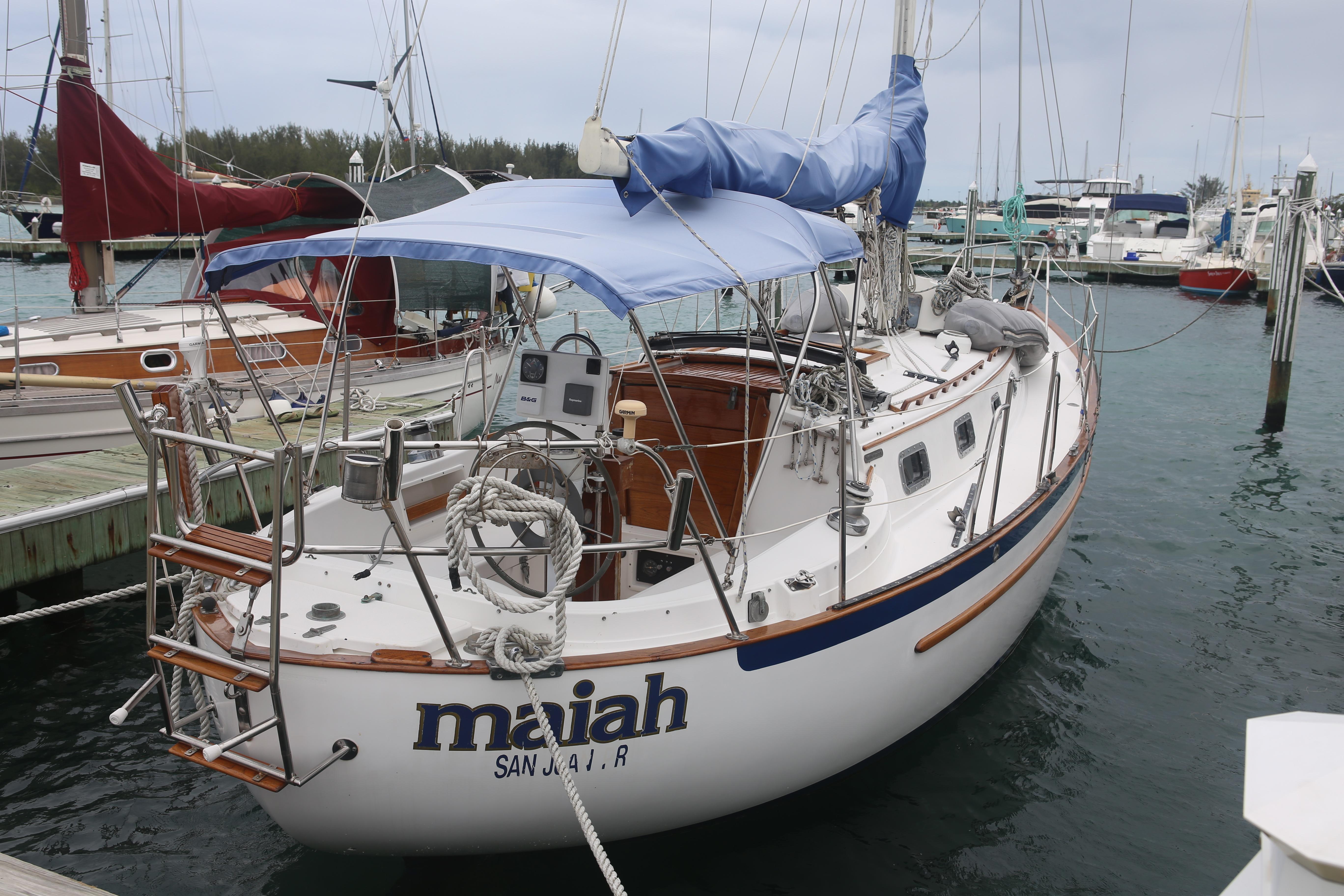 Pacific Seacraft Pacific Seacraft 34
