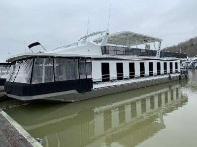 Sharpe 16 X 83 HOUSEBOAT