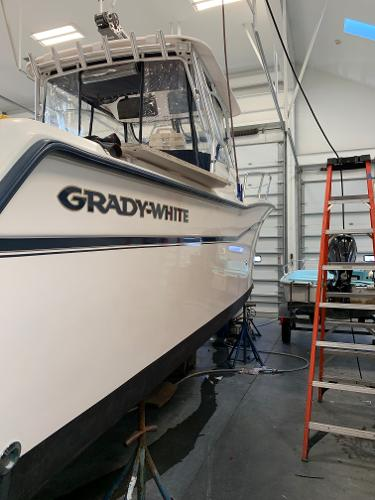 Grady-White Marlin 300 Clean Grady-White Used Boat For Sale 300 Marlin