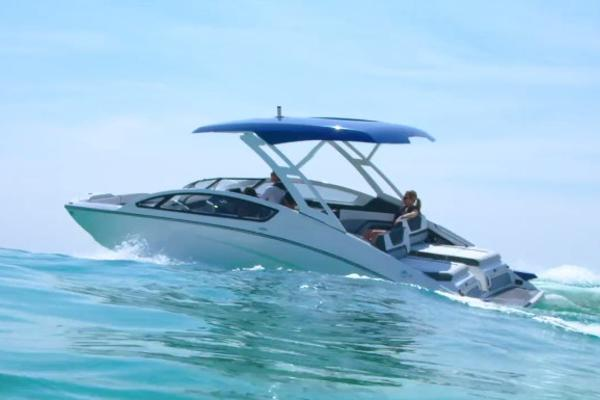 Yamaha Boats 275 SE Manufacturer Provided Image