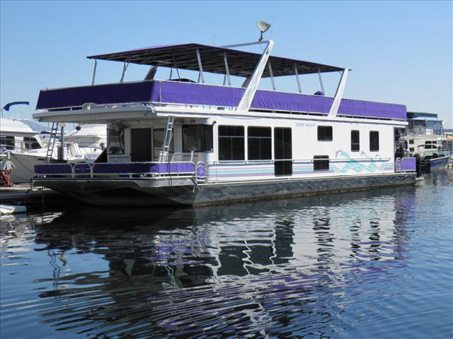 Somerset 18x65 House Boat