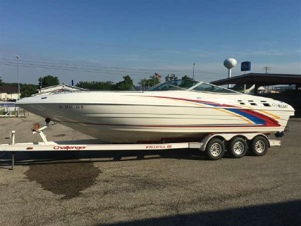 Challenger Boats 30SV