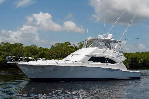 "Bertram 570 Convertible 2012 57' Bertram ""Nice & Easy"""