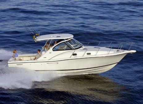 Pursuit 3100 Offshore Manufacturer Provided Image