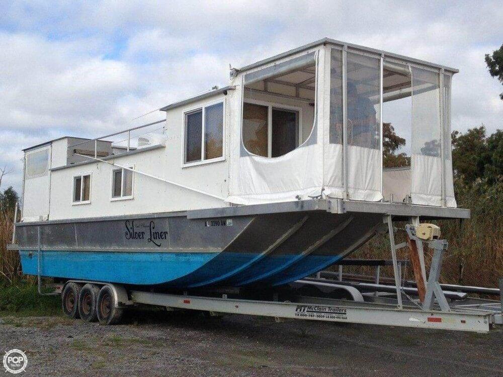 Custom-Craft 35 Diesel Houseboat 2009 Custom 35 Diesel Houseboat for sale in Venice, LA