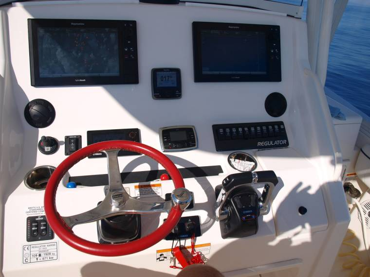 Regulator Marine REGULATOR MARINE REGULATOR 34 SS