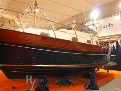 Nautica Esposito Futura cabin 28 Gozzi esposito (8)