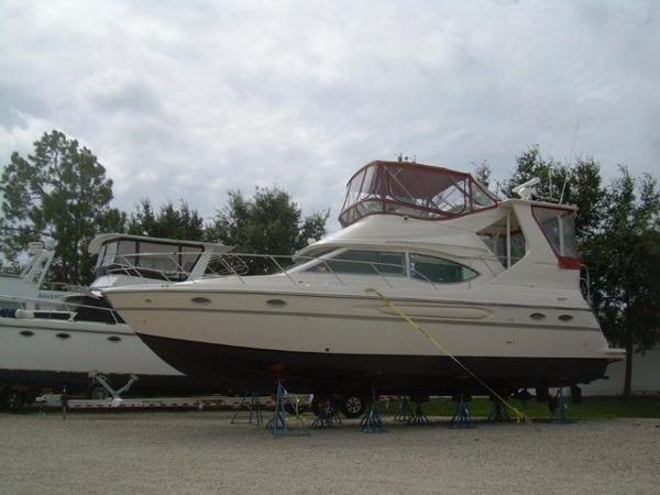 Maxum 4100 SCA Profile