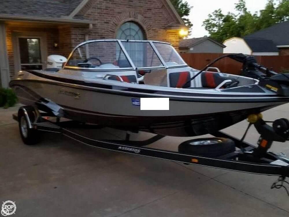 Stratos 486 Ski-N-Fish 2016 Stratos 486SF for sale in El Reno, OK