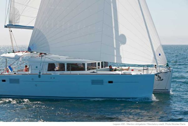 Lagoon 450 Manufacturer Provided Image: Lagoon 450