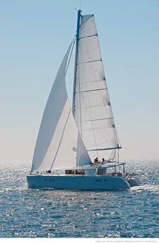 Lagoon 450 Manufacturer Provided Image