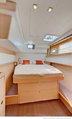 Lagoon 450 Cabin