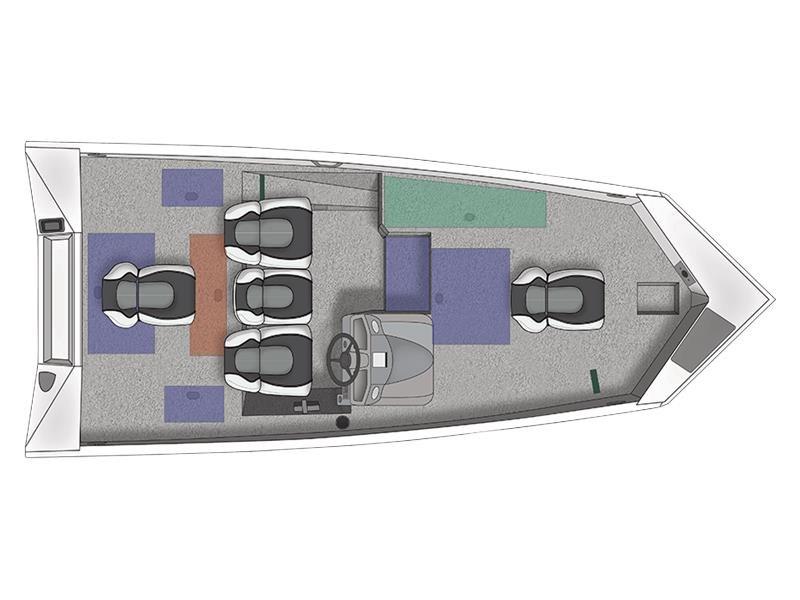 Crestliner VT 17