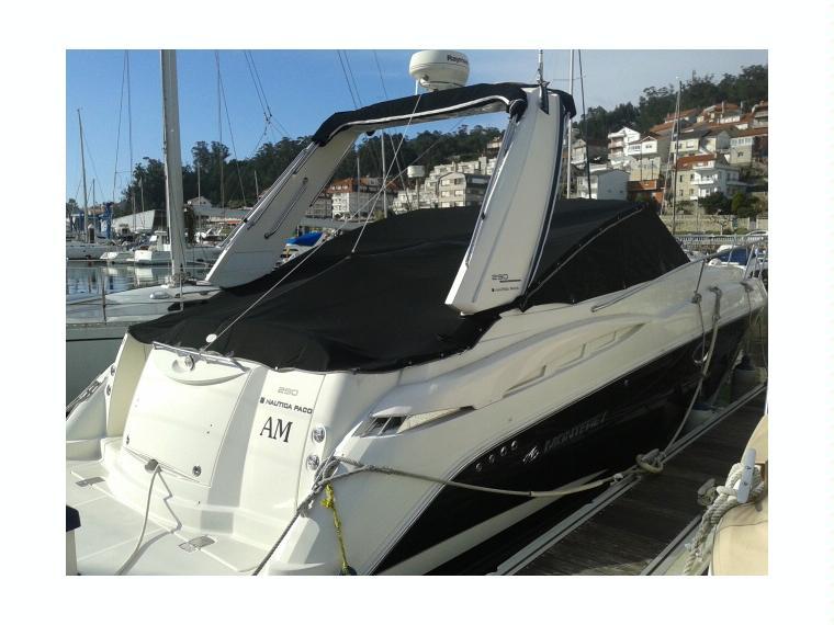 Monterey Monterey 290 Cruiser