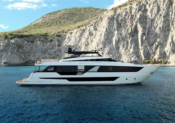 Ferretti Yachts 1000 Project