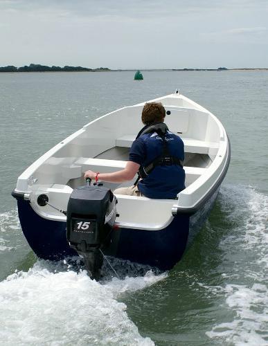 Orkney Boats Longliner 2 Stern