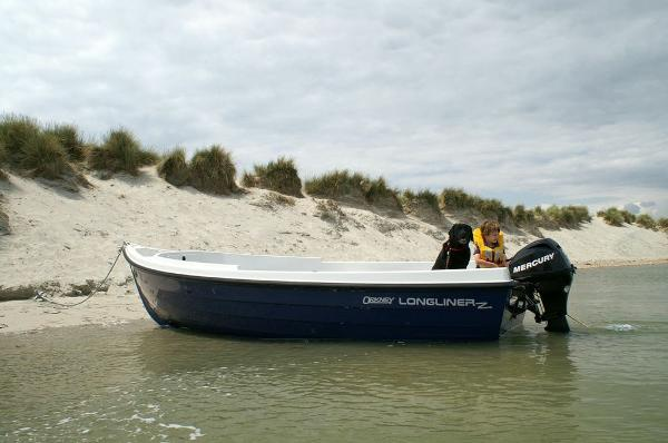 Orkney Boats Longliner 2 Side View