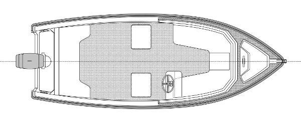 Orkney Boats Longliner 2 Cuddy Layout Plan