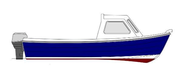 Orkney Boats Longliner 2 Cuddy Profile