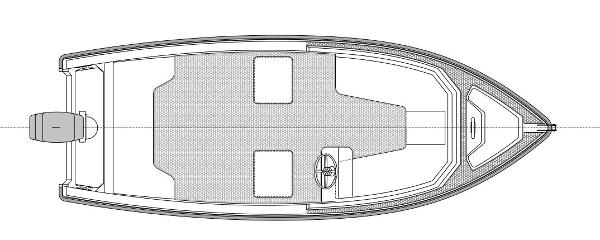 Orkney Boats Longliner 2 Open Layout Plan