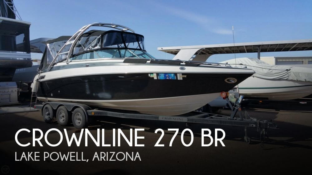 Crown Marine 270 BR 2007 Crownline 270 BR for sale in Lake Powell, AZ