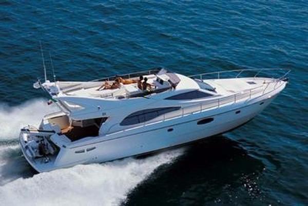 Ferretti Yachts 591 FERRETI YACHTS 591