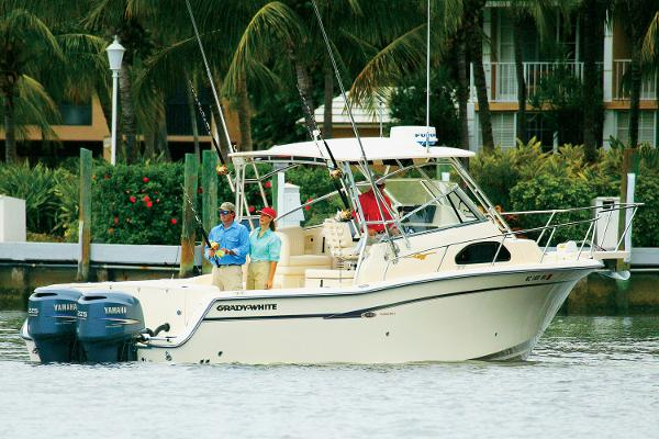 Grady-White Marlin 300 Manufacturer Provided Image