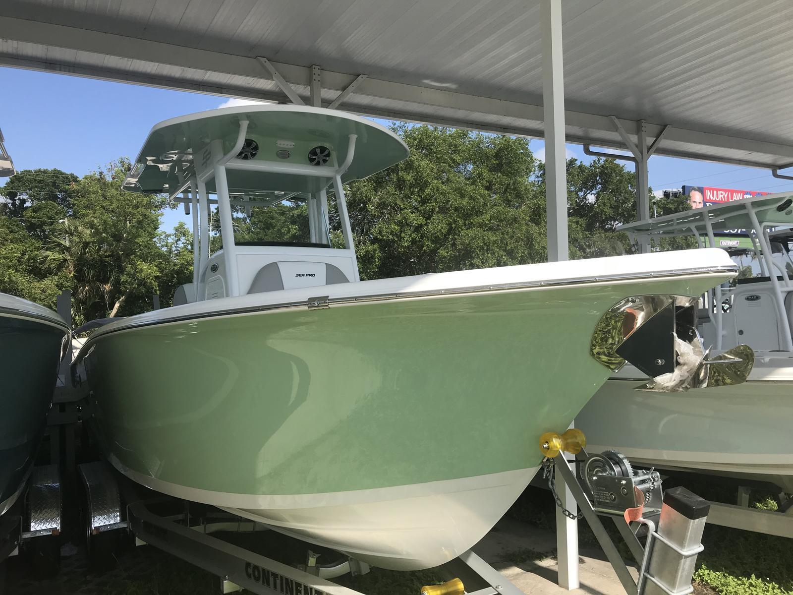 Sea Pro 239 Deep V Series