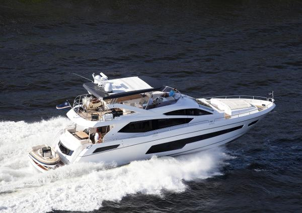Sunseeker 75 Yacht Sunseeker 75 (2015) in Spain