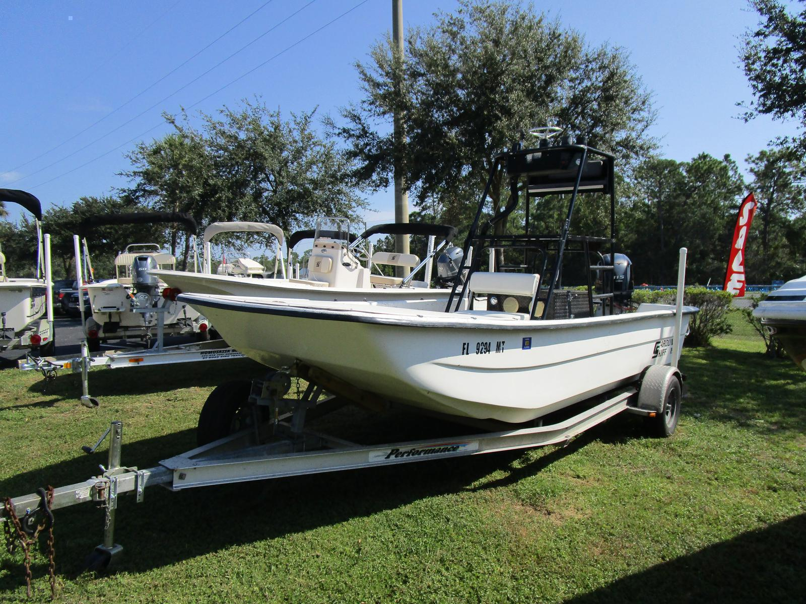 Carolina Skiff DLX-Series 1980 DLX