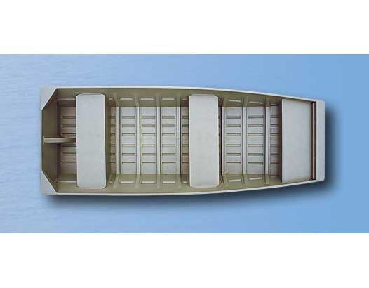 Similar boat shown: Xpress Jon 1650HI.