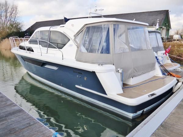 Broom 35 Coupe Broom 35 Coupe Tingdene