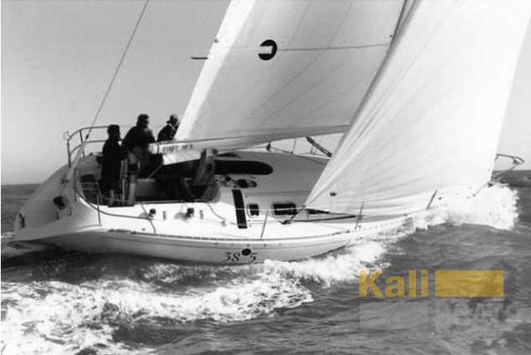 Beneteau First 38.5 BENETEAU FIRST 38.5 (25)