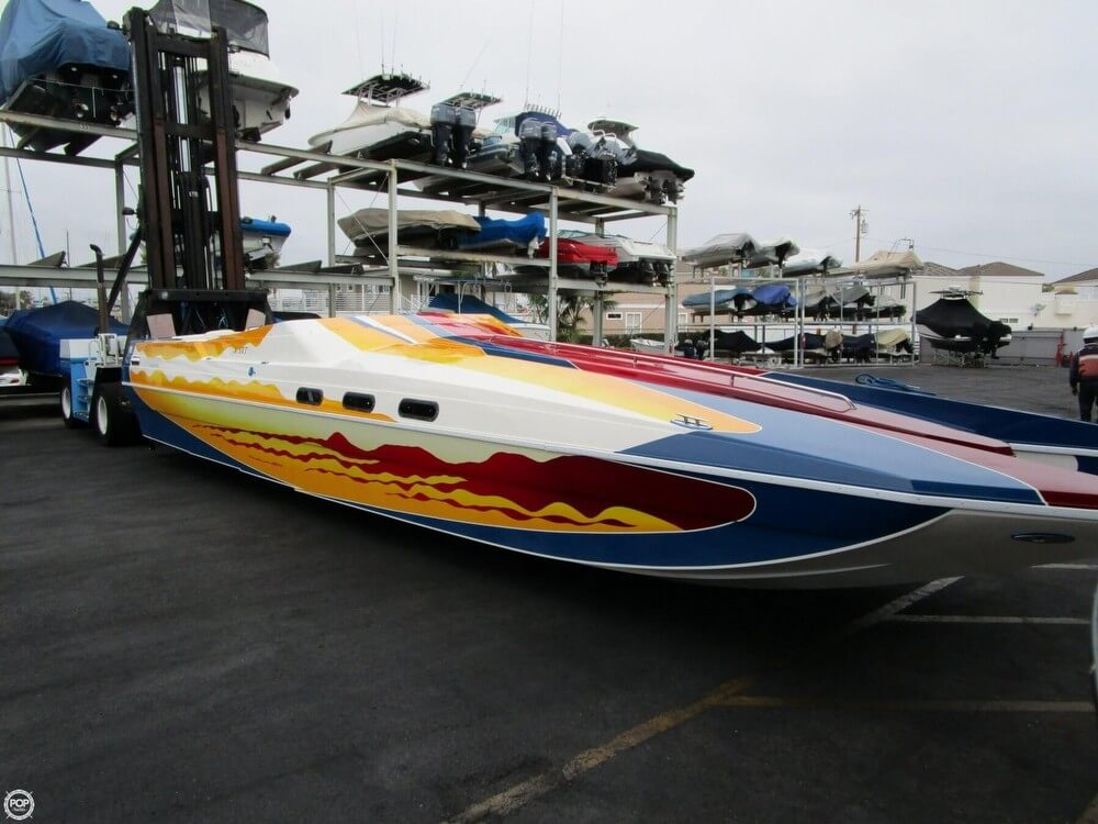 Warlock 36 SXT 2004 Warlock 36 SXT for sale in Newport Beach, CA