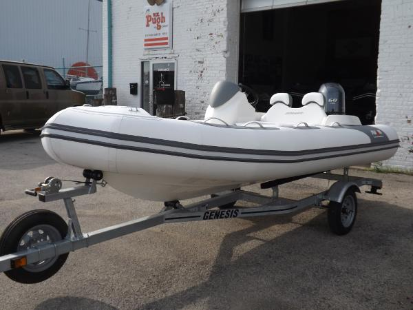 Avon Seasport 440 Deluxe NEO 60hp In Stock