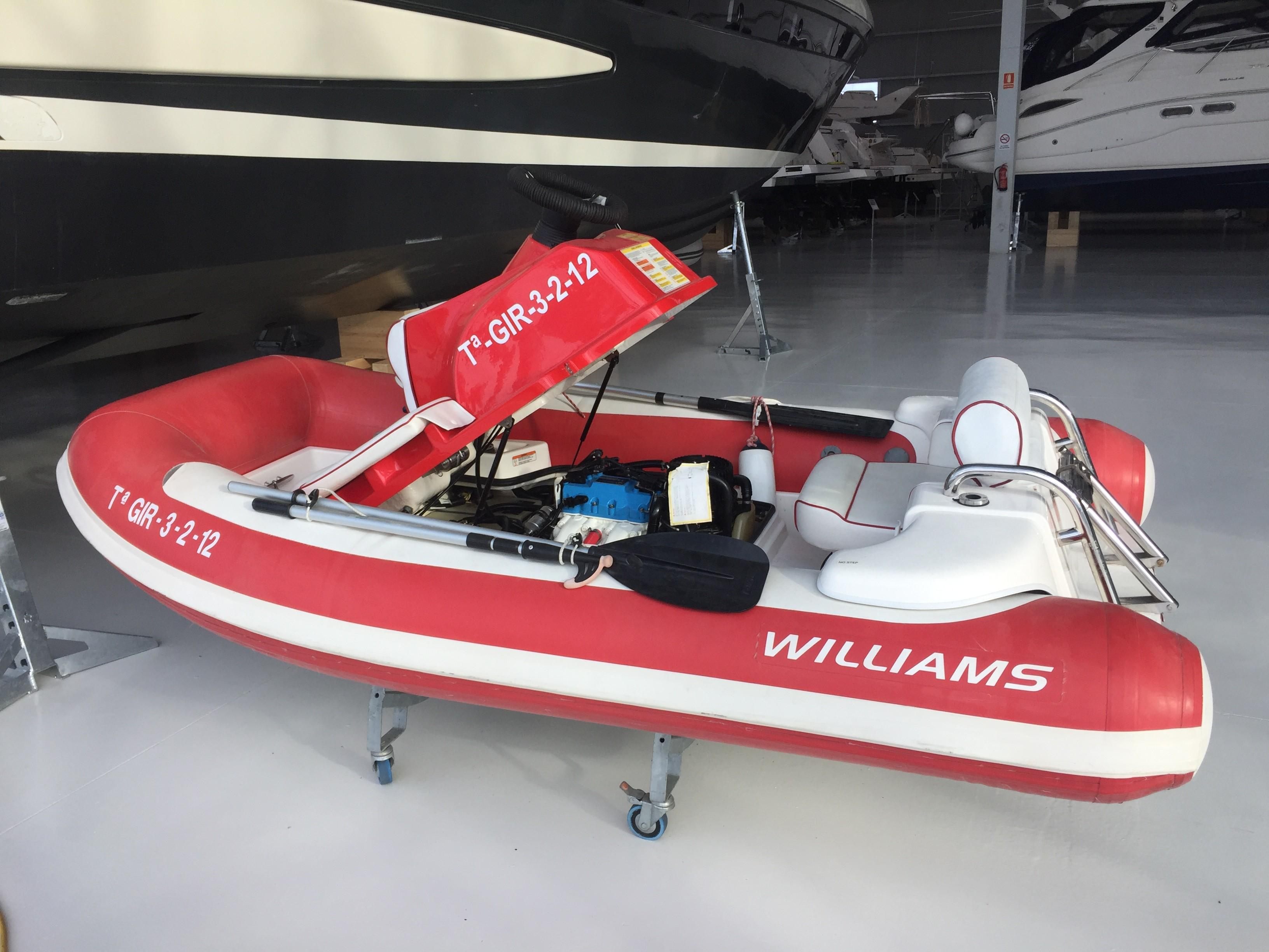 Williams Jet Tenders Turbojet 285