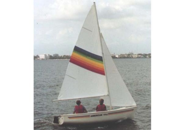 American Sail 14.6 Manufacturer Provided Image