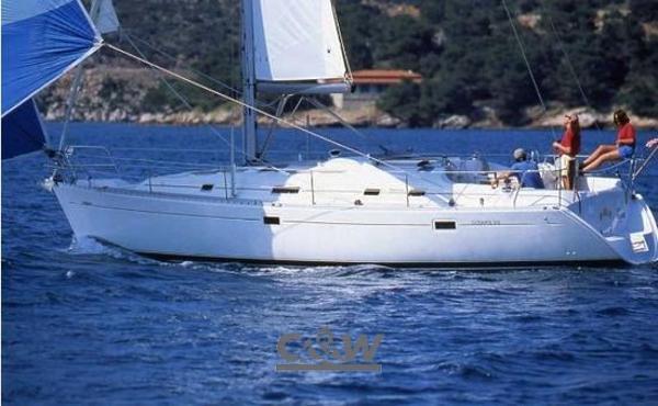 Beneteau 381 Oceanis 381