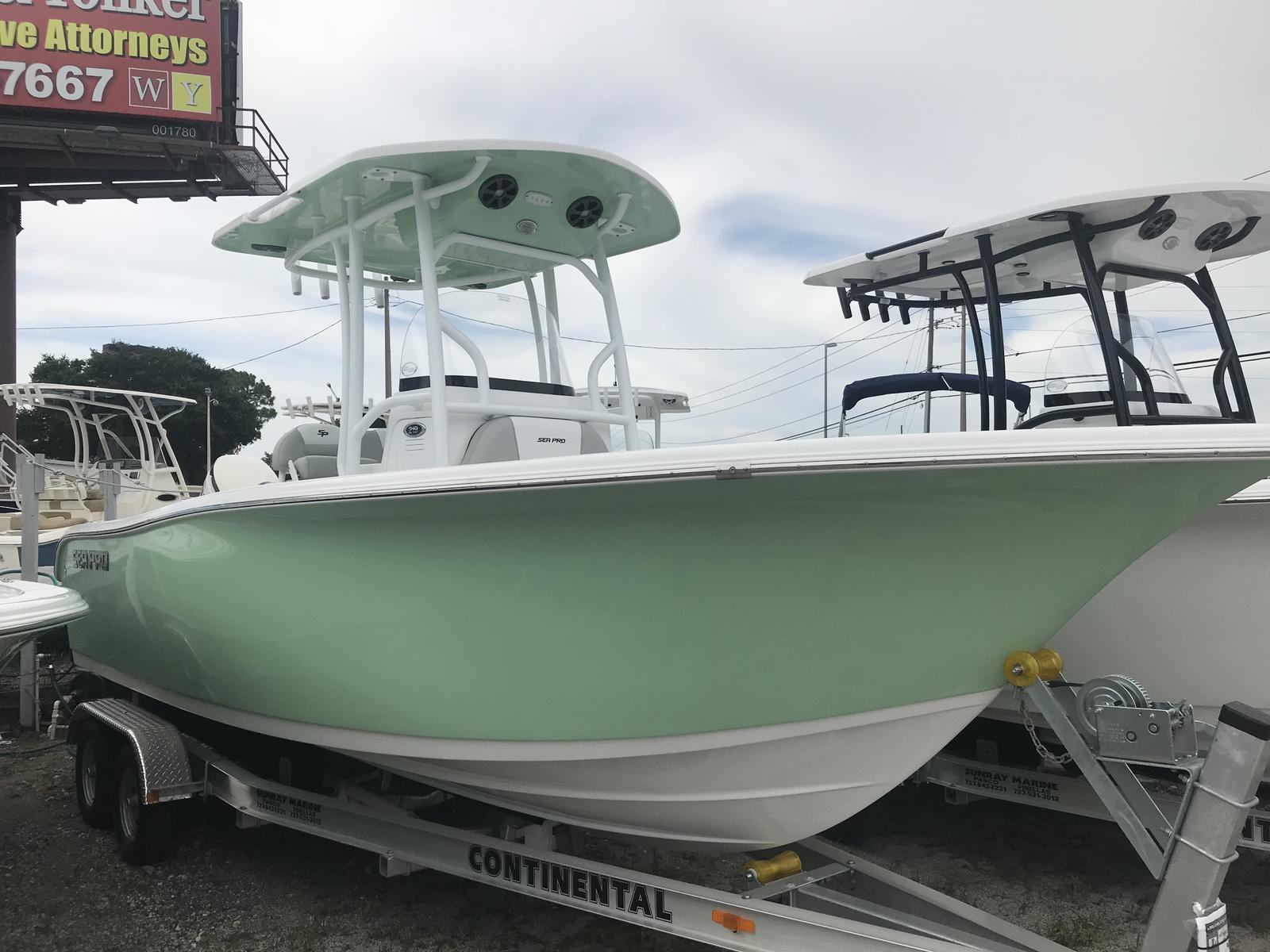 Sea Pro 219 Deep V Series