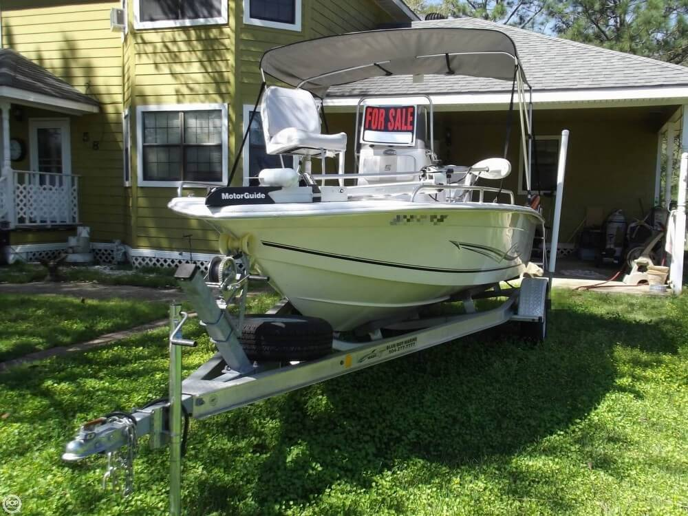 Carolina Skiff Sea Chaser 180 F 2014 Carolina Skiff Sea Chaser 180 F for sale in Carriere, MS