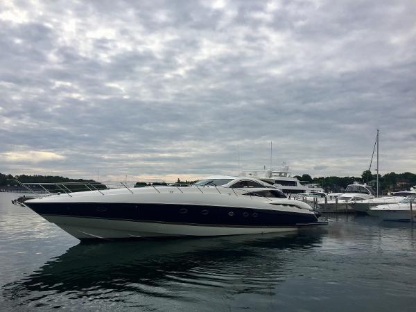 """Sunseeker 75 Yacht 2000 75' Sunseeker """"She Devil"""""""