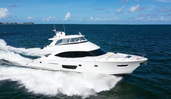 Viking 82 Cockpit Motor Yacht