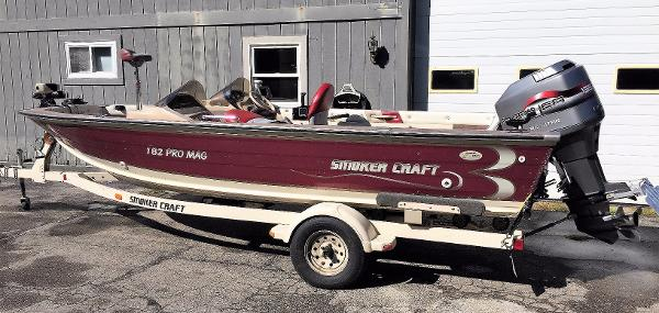 Smoker craft boats for sale in wisconsin for Smoker craft pro mag